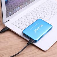 "Esterno Da 2.5 ""USB 3.0 Hard Disk Drive HDD SATA 5Gbps Computer Notebook"