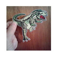 Dinosaur - Science - Prehistoric - Museum - Iron On Patch - D