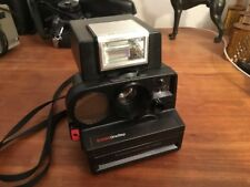 VTG Polaroid PRONTO Land Camera Sonar One Step With ITT Magic Flash