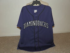 Shirt size Large Arizona Diamondbacks jersey size large Baseball jersey size L