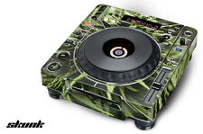 Skin Decal Sticker Wrap for Pioneer CDJ 800 MK2 Turntable Pro Audio Mixer SKUNK