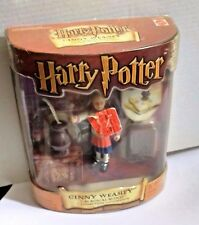 Harry Potter Series Original Ginny Weasley Magical Minis Collection Mattel 2001