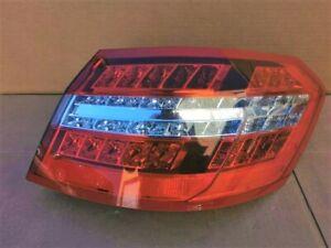 2010 - 2013 Mercedes-Benz E350 E400 E550 Sedan LED Tail Light OEM RIGHT RH