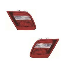 BMW 3 Series E46 Cabriolet 2003-4/2007 Rear Inner Lights Lamps 1 Pair O/S & N/S