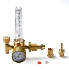 Argon CO2 Mig Tig Flow meter Welding Weld Regulator Gauge Gas Welder CGA580 New