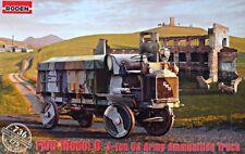 FWD Model B 3-ton US Army AmmunitionTruck << Roden #736, 1:72 scale
