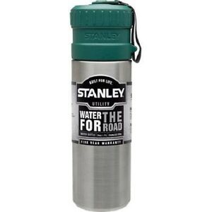 Bottle Flask STANLEY 0.71L Hydration Army Camping Hiking Airsoft For
