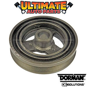 Harmonic Balancer Crank Pulley (2.5L 4 Cylinder) for 87-93 Jeep Wrangler YJ