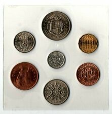 1965 1966 1967 Coin Set with 7 Coins