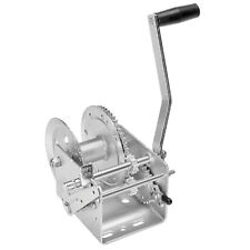 FULTON 2600 LBS. 2-SPEED WINCH W/HAND BRAKE