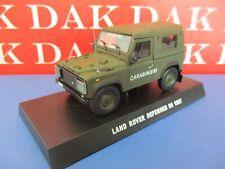 Die cast 1/43 Modellino Auto Carabinieri Land Rover Defender 90 Telonato