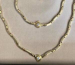 Schmuckset Gold 585 Goldarmband Goldkette Gepunzt Echtgold 14K Wunderschön 🤩