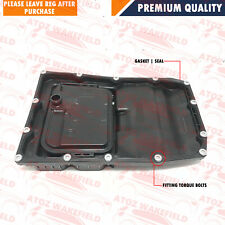 FOR PORSCHE PANAMERA PDK AUTOMATIC TRANSMISSION GEARBOX SUMP PAN SEAL FILTER KIT