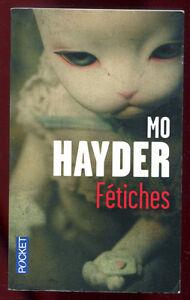 MO HAYDER: FETICHES. POCKET. 2015.