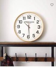 Large Boho Wall London Clock 24234