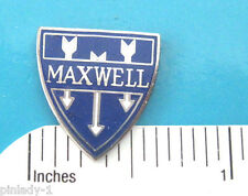 MAXWELL  MOTOR CO - hat pin , lapel pin , tie tac , hatpin  GIFT BOXED