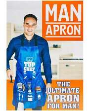 Personalised 100% Polyester Kitchen Aprons