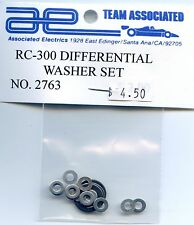 # 2763  VINTAGE ASSOCIATED RC300 / RC250 WASHER SET