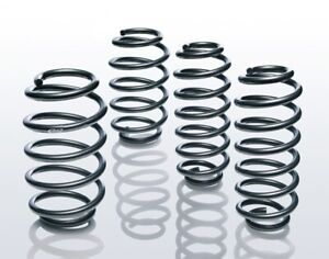 Eibach Pro Kit Springs fits VW Golf VI (5K1) 1.4 TSI, 1.6, 2.0, GTI DSG Gearb...