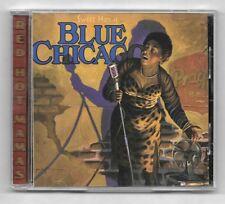 CD / RED HOT MAMAS - BLUE CHICAGO / 13 TITRES ALBUM 1997
