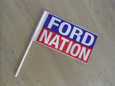 2018-ONTARIO PREMIER-Doug Ford This Is A Ford Nation Flag..