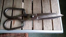 Antique Handcrafted Swedish Scissors No. 2 B & O Liberg Rosenfors Eskilstuna