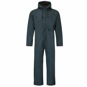 Adults Fort Flex Windproof Waterproof Heavyduty Coverall Workwear All-in-One