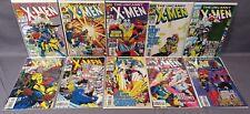 THE UNCANNY X-MEN #300 301 302 303 304 305 306 307 308 309 (10 Issue Run) Marvel