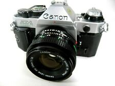 FOTOAPPARAT CANON AE 1 PROGRAMM WIE NEU TOP ! LIKE NEW MINT!