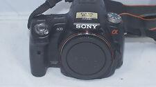 Sony Alpha 33, nur Gehäuse, 1419 Auslösungen