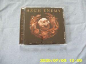 ARCH ENEMY WILL TO POWER CD von 1997