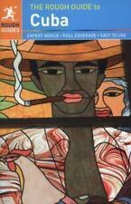 The Rough Guide to Cuba, McAuslan, Fiona, Good Condition, Book