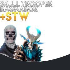 Fortnite Account STW [PC/XBOX] - Skull Trooper + Scthye and Ragnarok! 1K Vbucks!