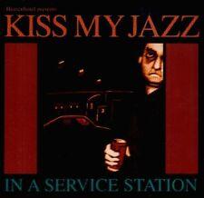 Kiss My Jazz - In A Service Station CD New dEUS, Rudy Trouve, Mauro Pawlowski