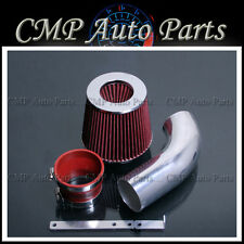RED 1998-2003 MERCEDES BENZ CLK320 E320 ML320 3.2 3.2L AIR INTAKE KIT SYSTEM