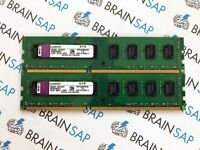 8GB (2x 4GB) DDR3 RAM Kingston ValueRam KVR1333D3N9/4G - PC3-10600U 1333 MHz