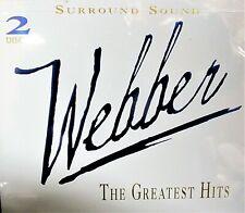Webber: Greatest Hits NEW 2 CDS,35 TRACKS,PHANTOM OPERA,CATS,EVITA,SUPERSTAR
