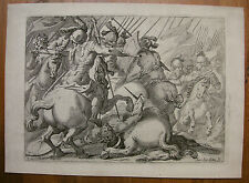 J. C. storer 'Karl V. conquered Tunis, Conquest of Tunis' lurking 426; g. Cotta, 1651