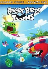 Angry Birds Toons: Season 3, Vol. 1 (DVD, 2016) NEW
