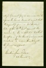 NOTE FROM MAJOR GENERAL GREY 1859 ON BEHALF PRINCE ALBERT PRINCE CONSORT