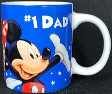 Disney Mug Mickey Mouse & Friends #1 DAD Jerry Leigh