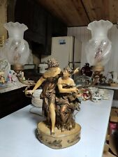 New listing Victorian French Electric Lamp