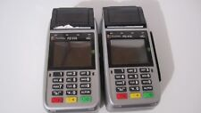 Lot Of 2 Genuines First Data Fd410 Credit Card Terminal As-Is Parts Only