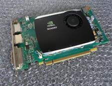 Dell R784K Quadro FX 580 Dual DisplayPort / DVI 512MB PCI-e Graphics Card