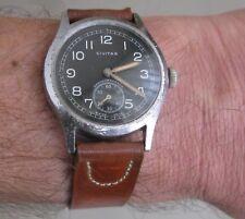 Civitas Watch D2620808H German Military 15 jewels manual wind