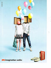 PUBLICITE ADVERTISING 094  2008  CAMPER   chaussures