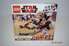 Lego Star Wars 8092 - Luke's Landspeeder - Special Edition - 7+, - Retired - NEW