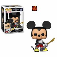 Funko Pop Vinyl Figure 489 Disney Kingdom Hearts Mickey Mouse - New in Box