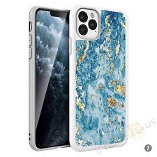 Funda protectora de teléfono de mármol para iPhone Samsung Huawei OnePlus Sony Xperia Etc 108-7