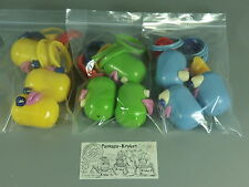 Capsule: Colorful Kraken 1991 - All 9 Diff. 1 Bpz